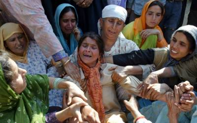 Kashmiri women in IOK faces grim era of life as Valley turns into hell: Haider