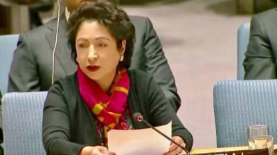 Maleeha Lodhi hits back at Afghan Ambassador in U.N