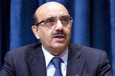 Sardar Masood asks int'l community to help ensure safety of IoK women
