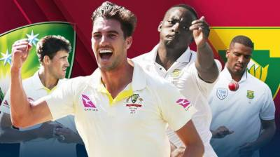 South Africa to face Australia in 2nd test match today