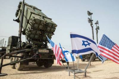With an eye on Iran, US - Israel hold major air defence exercise at Israeli airbase