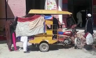 Yet another woman gave birth to baby on roads in Punjab