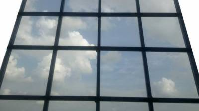 Color-changing windows developed to conserve energy