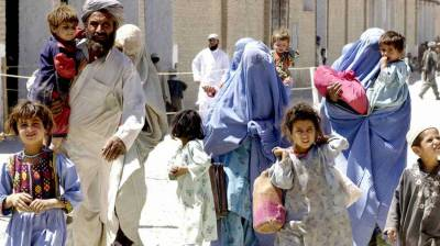 Deporting process of undocumented Afghan refugees from next month