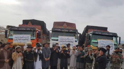 Ghulam Khan check post reopens for Pak-Afghan trade
