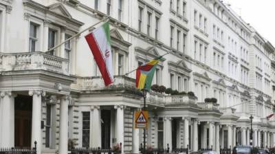 Iran's embassy in London attacked by men clad in black: Iranian officials