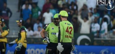 Lahore Qalandars defeat Multan Sultans by six wickets