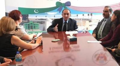 Pakistan for Afghan-led peace process: Aizaz Chaudhry