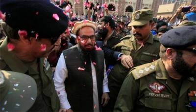 Pakistan government seizes properties linked with Hafiz Saeed across Pakistan