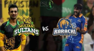 PSL 2018: Multan Sultans to face Karachi Kings today