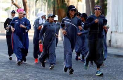 Saudi women break the barrier on the streets of Jeddah