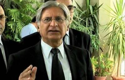 Supreme Court imposes Rs 10,000 fine on Aitzaz Ahsan
