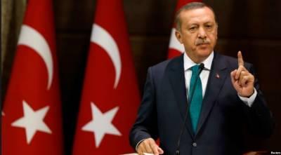Syrian Kurdish enclave surrounded: Erdogan