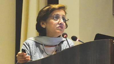 Tehmina Janjua's bold stance in Washington