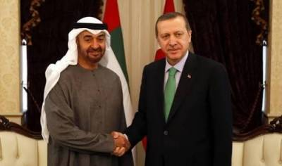 UAE officials hit out at Turkey over breaching Arab sovereignty
