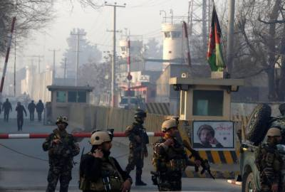 Afghanistan unrest: 25 including 17 security officials killed across country