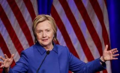 America did not deserve Donald Trump as the President: Hillary Clinton