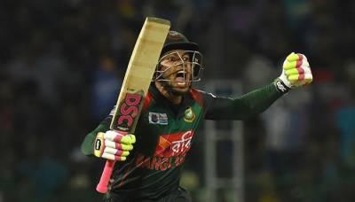 Bangladesh squad makes historic record of T20 International cricket