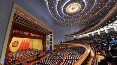 China's NPC set to pass draft amendments in constitution to lift 2-term bar for president, vice president