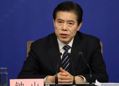 China says trade war with US will only bring disaster to global economy