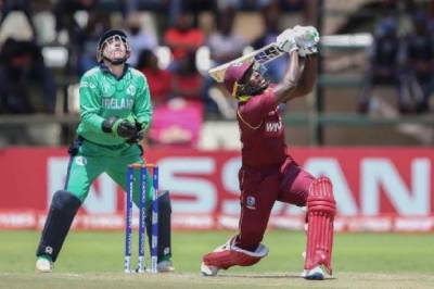 CWC 19 Qualifiers: Powell century helps West Indies beat Ireland