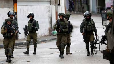 Israeli troops martyred a Palestinian near West Bank city of Nablus