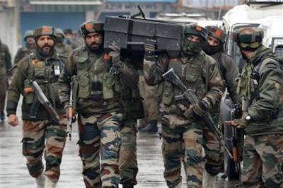 Police Station in Srinagar attacked with Grenades