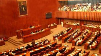 Senate meets tomorrow to elect its Chairman and Deputy Chairman