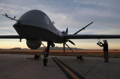Series of US drone strikes along Pak Afghan border