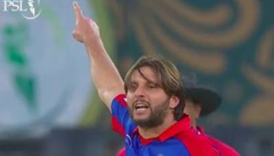 Shahid Afridi seeks apology from young cricketer