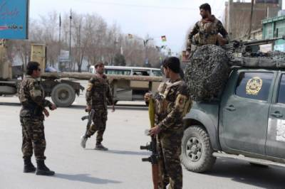 Suicide blast leaves nine dead in Afghanistan
