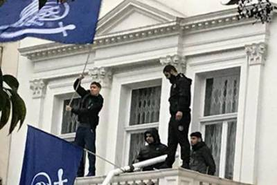 Who is behind Iranian embassy assault in London?