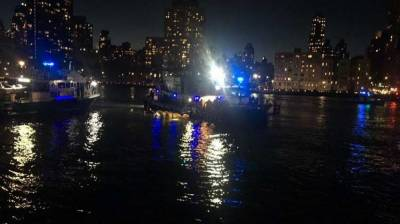 2 killed, 3 injured in NYC helicopter crash