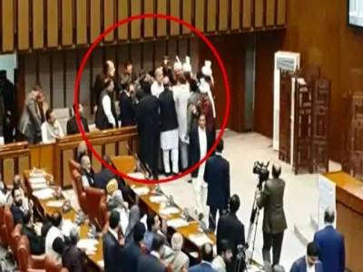 Abdullah Abbasi: Why PM's son scuffled in Senate?