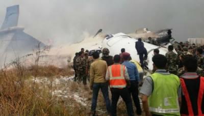 Bangladeshi aircraft carrying 67 passengers crashes in Kathmandu
