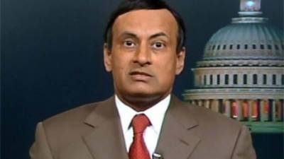 Hussain Haqqani in hot waters