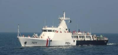 Pakistani flotilla arrives in Doha