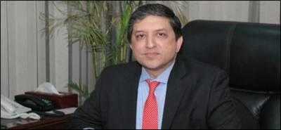 Saleem Mandiwala elected as deputy Chairman Senate