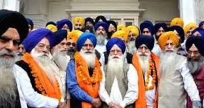 22 member delegation of Sikh Yatrees arrives to visit Gurdwaras
