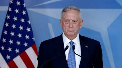 Afghan peace talks- US picking up Taliban interest: Mattis