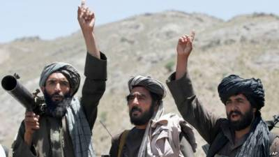 Afghan Taliban take over New district headquarters after killing dozens of soldiers