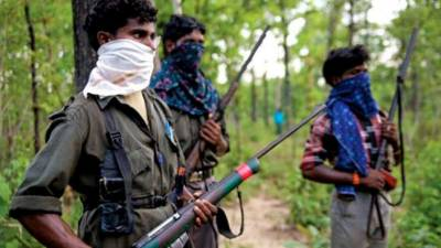 Blast in India, 8 paramilitary soldiers killed