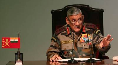 Indian Army Chief hints at grand strategy against Pakistan Army