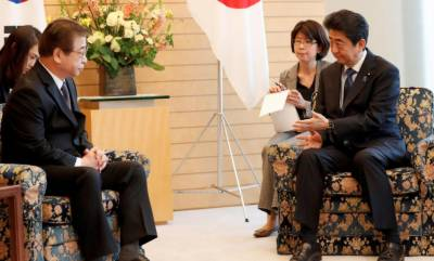 Japan PM wants to see resolution to abduction issue from talks with N Korea