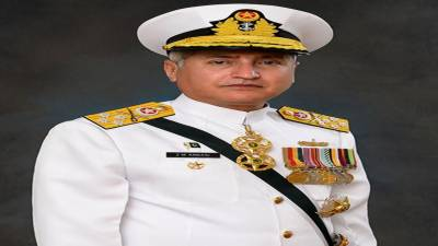 Naval Chief confers 'King Abdul Aziz Medal of Excellence' award