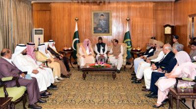 Pak, Saudi Arabia share common ideas on all regional, int'l issues: President