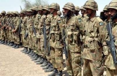 Pakistan Armed Forces are deployed in 7 countries of the World