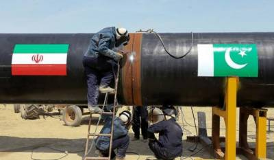 Pakistan Iran take important decision on IP Gas pipeline project