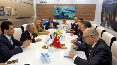Pakistan, Qatar and Turkey defence ministers hold important meeting in Doha