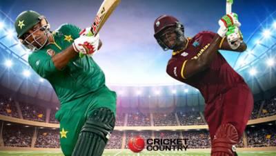 Pakistan Vs West Indies series schedule changed